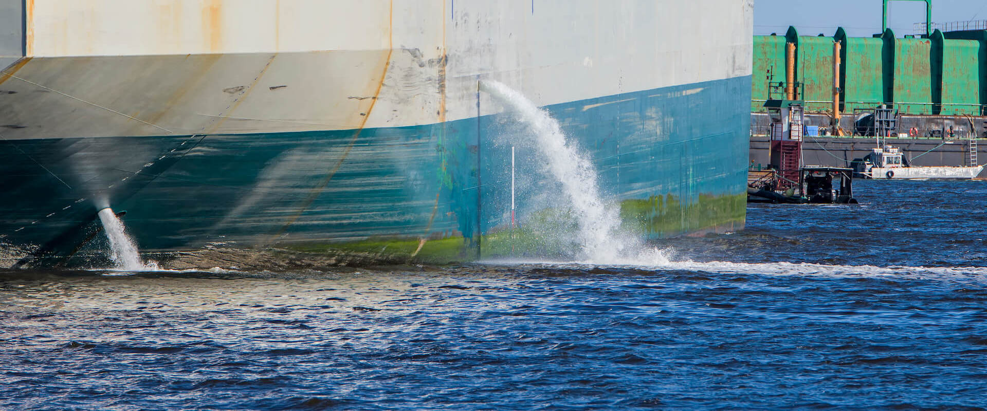 The Importance of Ballast Water Management | Clear Seas