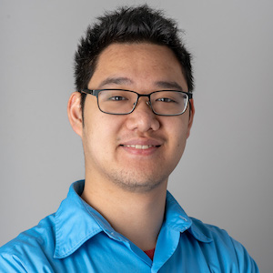 Simon Zhang - Research Assistant